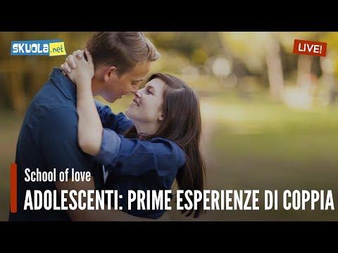 Adolescenti: gestire le prime esperienze di coppia