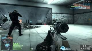 Battlefield 4  DBV-12 multiplayer gameplay