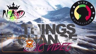 Gyptian - Things Change [Official Lyric Video]