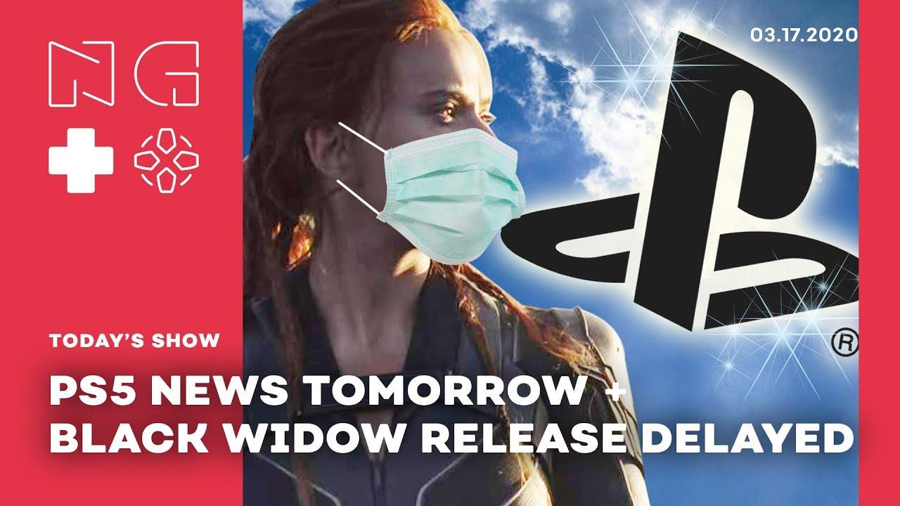 IGN News Live: Noticias de PS5 próximamente, más películas pospuestas - 17/03/2020 + vídeo