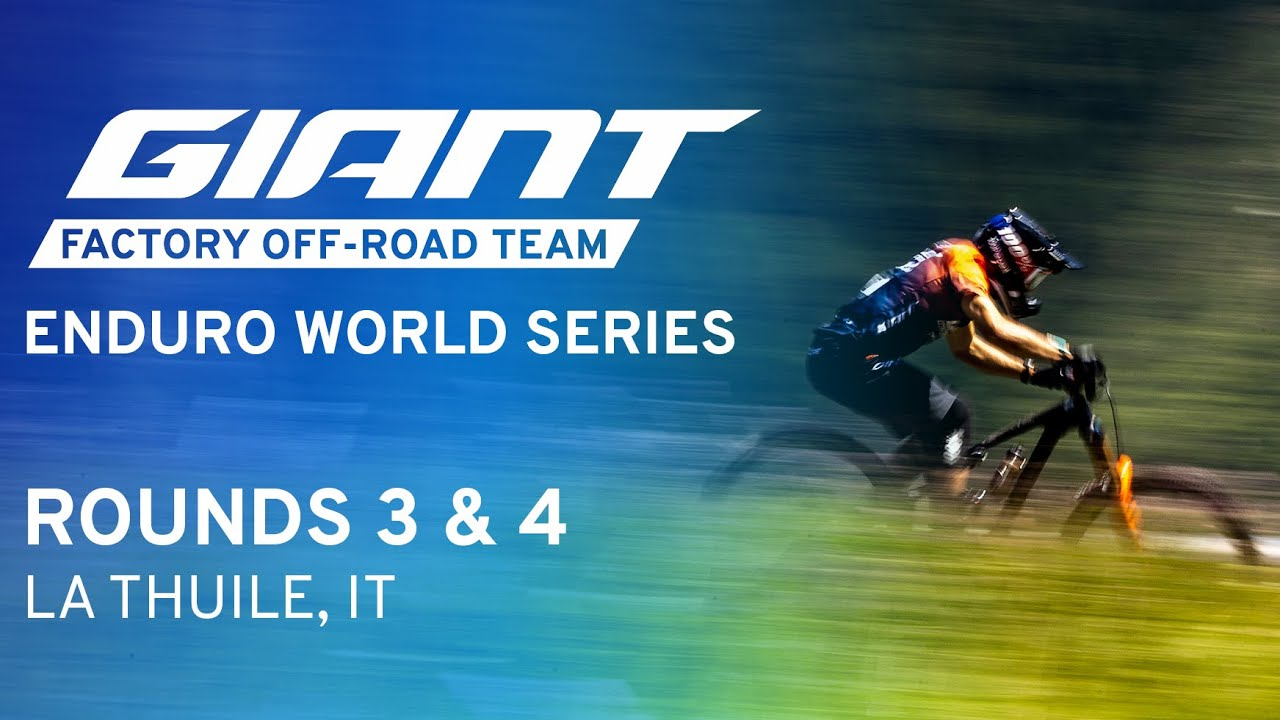 2021 Enduro World Series Rounds 3 & 4 | Giant Factory Off-Road Team