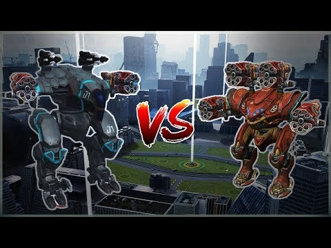 [WR] 🔥 Spectre (Vortex) VS Raven (Vortex Aphid) - Comparison | War Robots