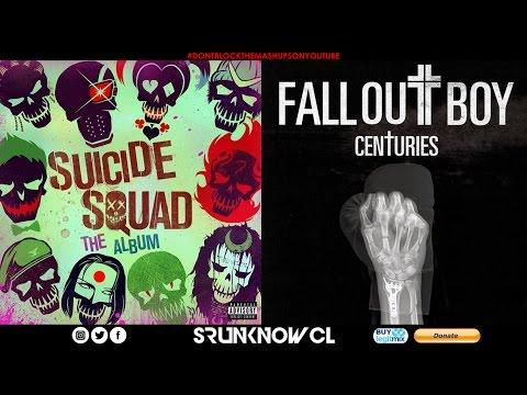 "SUICIDE SQUAD | Twenty One Pilots Vs. Fall Out Boy - ""Heathens Centuries"" (Mashup)"