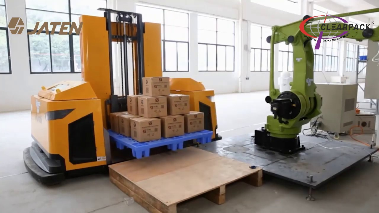 Case Packing, End Of Line Packaging, Bottle Filling Machines
