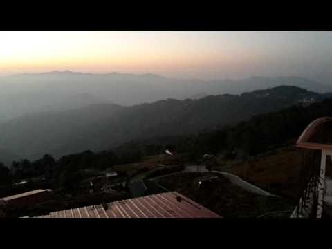 Sunrise at Hile Station, Nepal