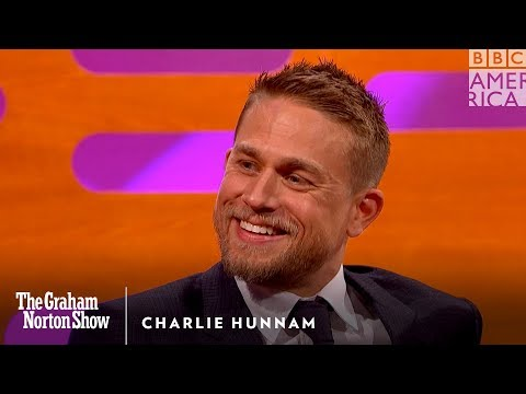 Charlie Hunnam Flirted To Get His First Role  The Graham Norton