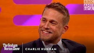 failzoom.com - Charlie Hunnam Flirted To Get His First Role - The Graham Norton Show