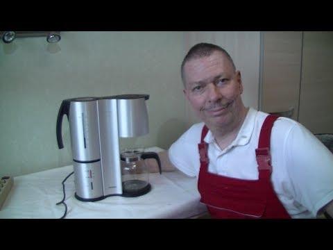 Repairing a Porsche Design / Siemens coffee maker