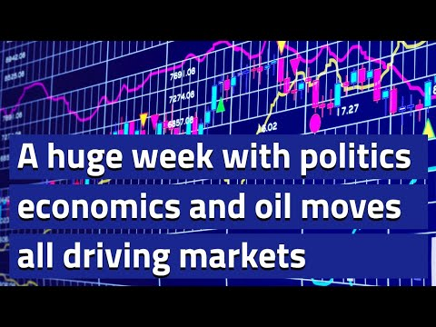 Brexit and Italian debt talks dominate - what to watch in the week ahead