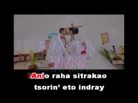 Marion Feno anao Karaoke by Fy Antso Kelly