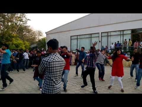 NTT Data Flash Mob @ Family Day
