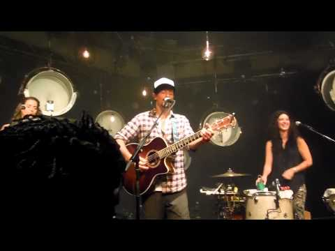 Jason Mraz - 3 Things - iHeart Radio NYC