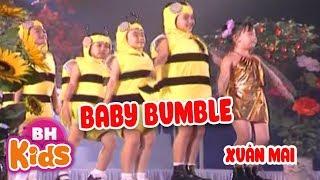 Bài Hát Tiếng Anh Thiếu Nhi Vui Nhộn - Baby Bumble | Song For Kids