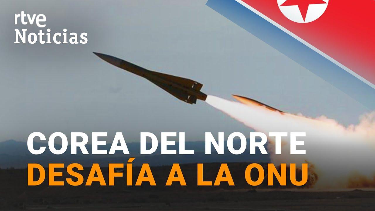 Download COREA DEL NORTE lanza dos MISILES balísticos hacia el mar de Japón | RTVE Noticias