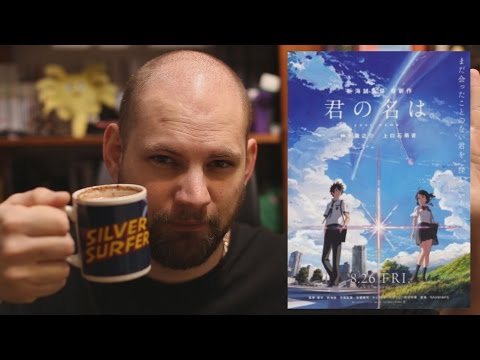Un chocolat et un film - Your name (Kimi no na wa) streaming vf