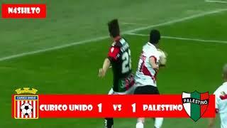 Curico Unido VS Palestino | Estadio La Granja | cristian nachito 122
