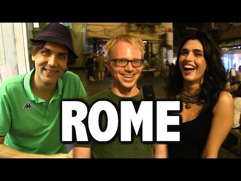 Joe Goes To Rome