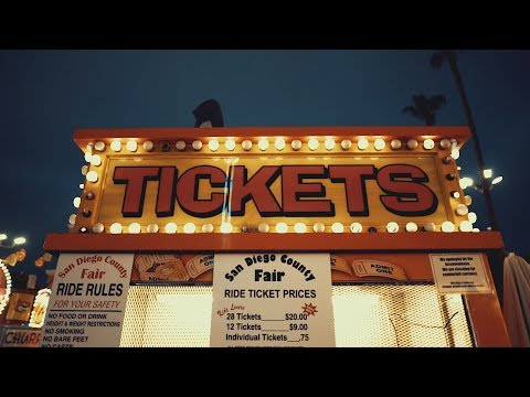 The San Diego Fair: Never Give Up - Sony A7s ii