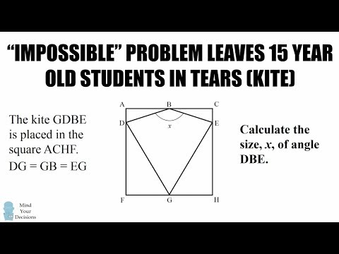 Видео Maths solve problems