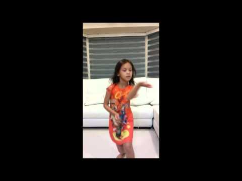 I Believe in Love - Mirror Mirror. (watch my sis dance!)