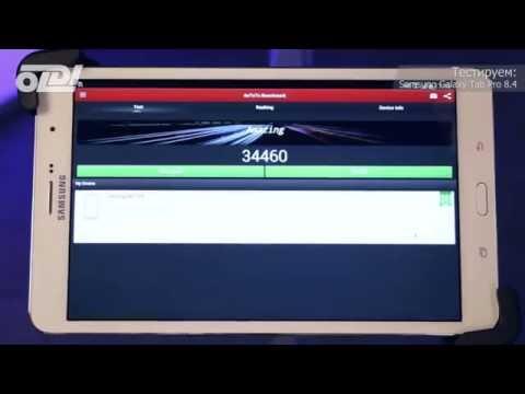 Планшет Samsung Galaxy Tab Pro 8.4.  Обзор и тестирование.
