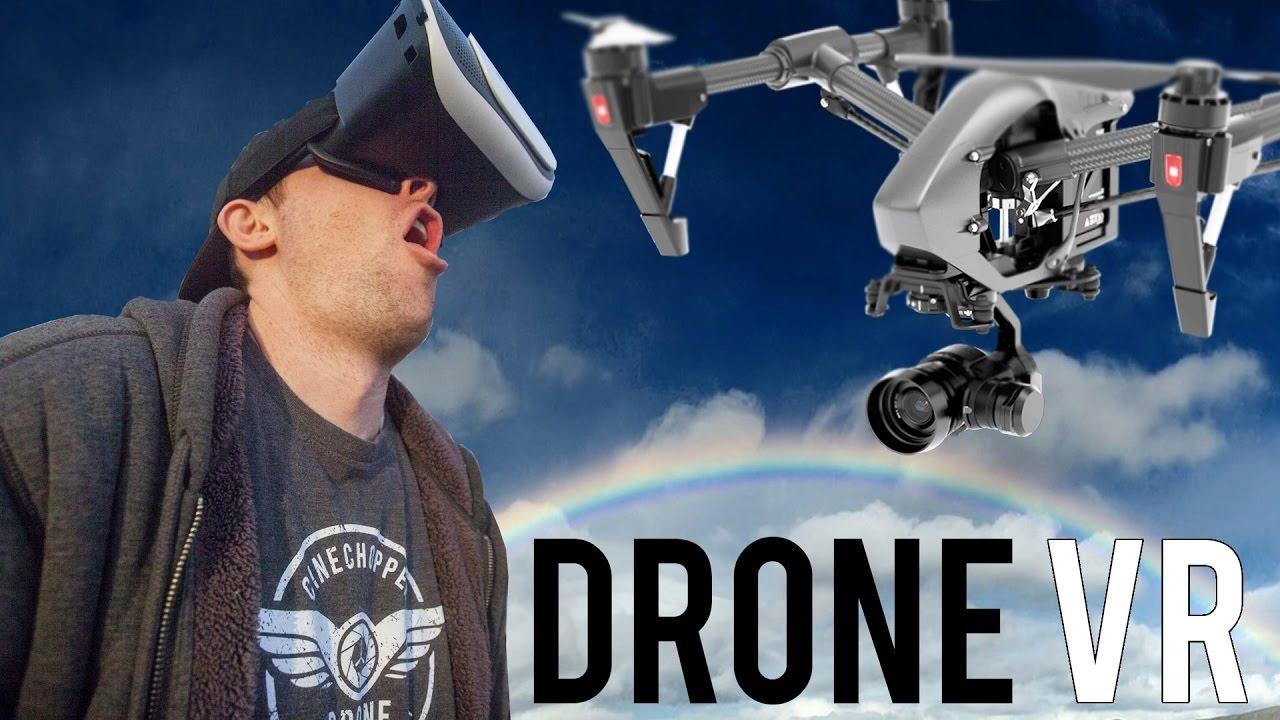 DRONE VR Camera Control