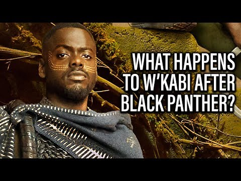 What Happens To W'Kabi After Black Panther? - TJCS Companion Video
