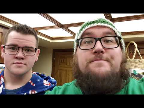 Big Drew and Jim - Big Drew's Big Journey Week #2: Healthy Holidays!
