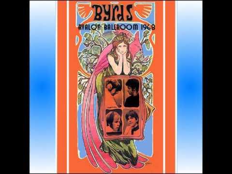 The Byrds - Live Avalon Ballroom, San Francisco, November 2, 1968 (RARE BOOTLEG)