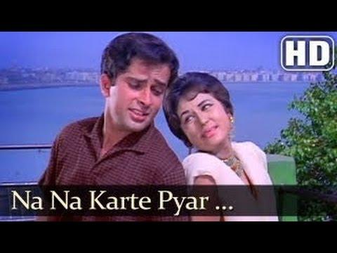 Jab Jab Phool Khile Na Na Karte Pyar Tumhin Se Kar Mohd Rafi Bollywood Hit Songs