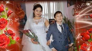 Свадьба Васи и Марии. Троицк. Челябинская обл.