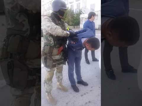 Спецоперация КНБ и МВД РК в Кызылорде