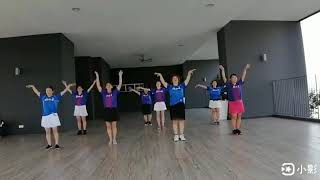 Gambar cover Like Boom Boom来个蹦蹦Line Dance by Penny Tan