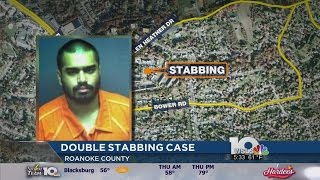 Double stabbing case