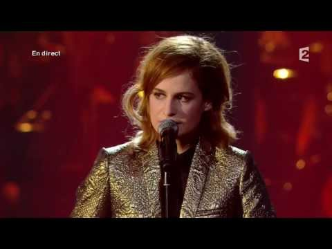 "Christine and the queens - ""Nuit 17 à 52"" Victoires de la Musique 2014"