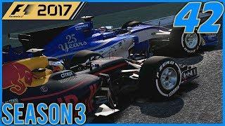 I AIN'T FORGET YOU RICCIARDO! |2/20| F1 2017 Sauber Career Mode S3. Episode 42