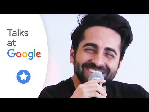 Ayushmann Khurrana   Talks at Google