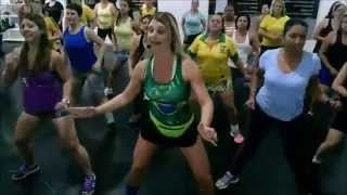 Zumba Fitness - Gimme Gimme Beenie Man