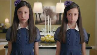 ikea commercial twins