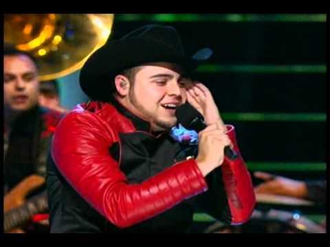 Gerardo Ortiz - Presentacion  En Los Premios  Billboard de  la Musica Mexicana 2011