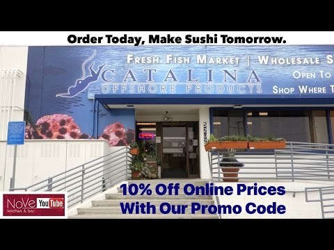 Where To Buy Sushi Grade Fish To Make Sushi.