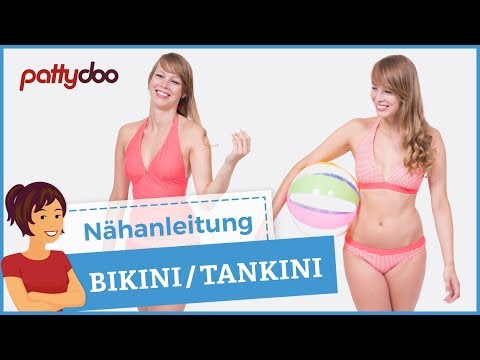 Bademode nähen: Bikini, Tankini und Panty - Tipps und Tricks für ...