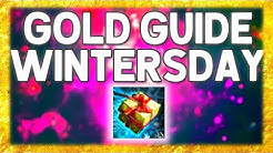How to Make Gold - Wintersday 2019 | Gold Guide Guild Wars 2