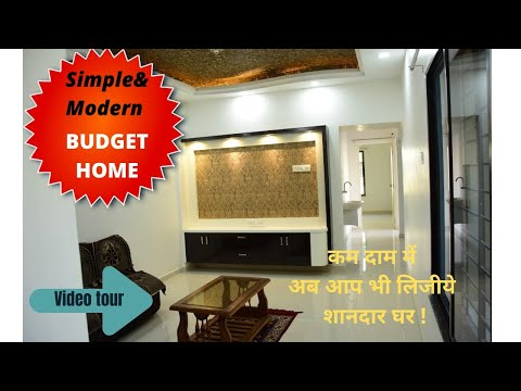 Touring a Beautiful Furnished flat at an affordable price in Nagpur  | REALTY DIGEST |