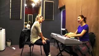 Артикуляция первый урок вокала
