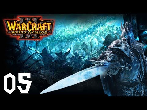 WarCraft III: Reign of Chaos - Undead Campaign #5 - The Fall of Silvermoon