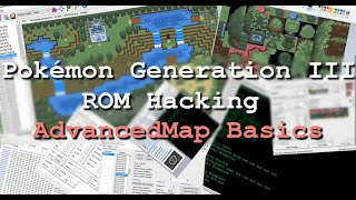 Pokémon Generation III ROM Hacking: Tutorial 1: The Basics of Mapping