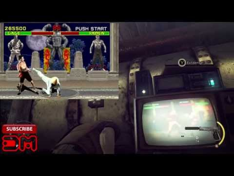 Hitman Absolution : Mortal Kombat Easter Egg