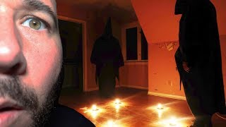 We Witnessed A Ritual At A Haunted House | OmarGoshTV