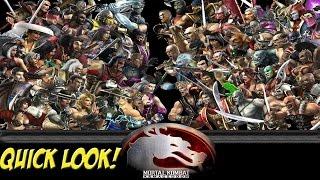 XBOX: Mortal Kombat: Armageddon! Quick Look - YoVideogames